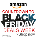 Black Friday Deals Week countdown to Black Friday 125x125