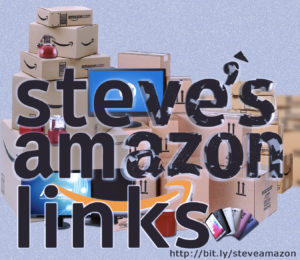 Steve's Amazon Links